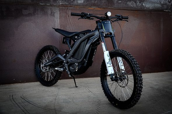 Lightest Road Bike >> Sur-Ron Electric Trail Bike / Motorcycle | GadgetKing.com
