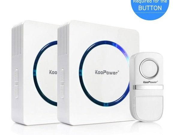Koopower No Battery Wireless Doorbell 1