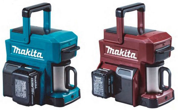 Makita CM501D Battery Powered Coffee Maker