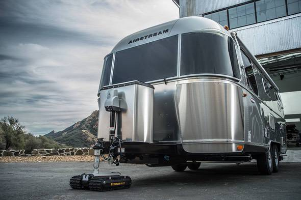 Trailer Valet RVR Airstream