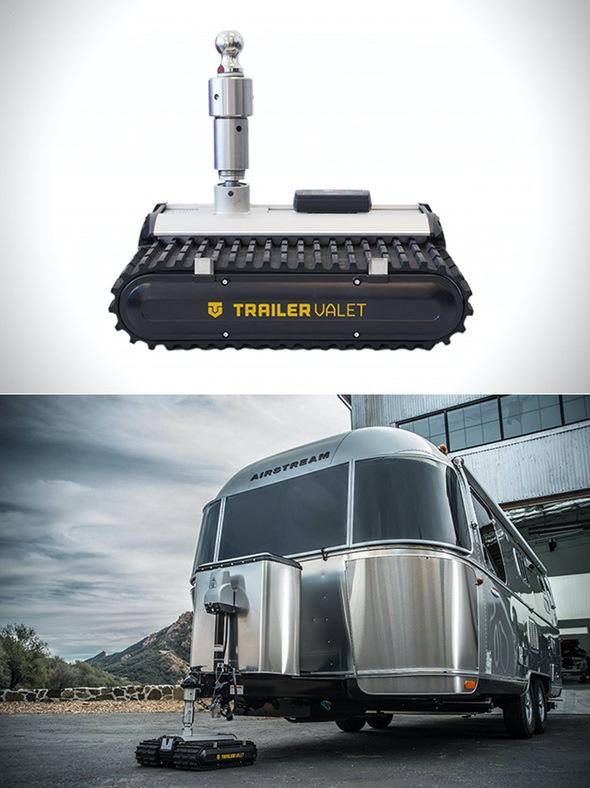 Trailer Valet RVR Robot