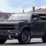 2020 Ford Bronco Grey