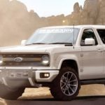 2020 Ford Bronco Offwhite