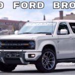 2020 Ford Bronco White