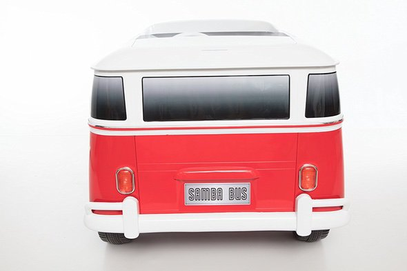 Beyond Infinity Volkswagen VW T1 Bus Van Rear
