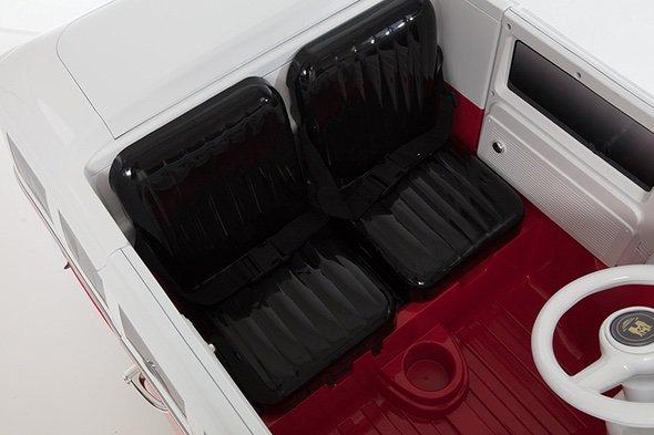Beyond Infinity Volkswagen VW T1 Bus Van Seats