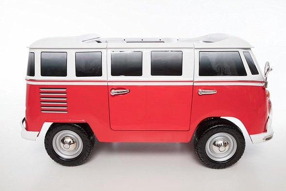 Beyond Infinity Volkswagen VW T1 Bus Van Sideview