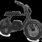 Coast Cycles Buzzraw Stealth E1000 Electric Bike