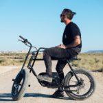 Coast Cycles Buzzraw Stealth E1000 Electric Bike 37