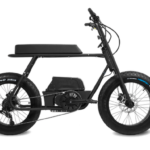 Coast Cycles Buzzraw Stealth E1000 Electric Bike Side