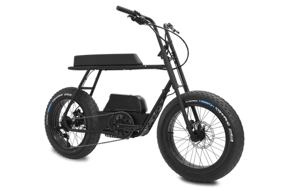 Coast Cycles Buzzraw Stealth E1000 Electric Bike