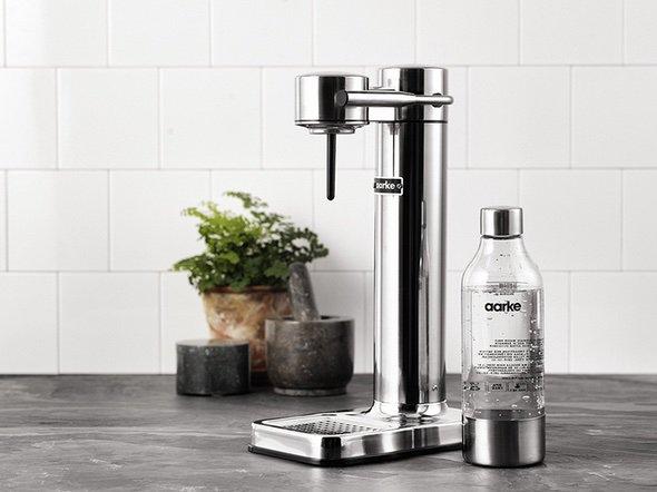 AARKE Premium Carbonator Sparklling Water Maker 4