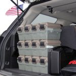 MTM AC4C Ammo Crate 4-Can Stackable