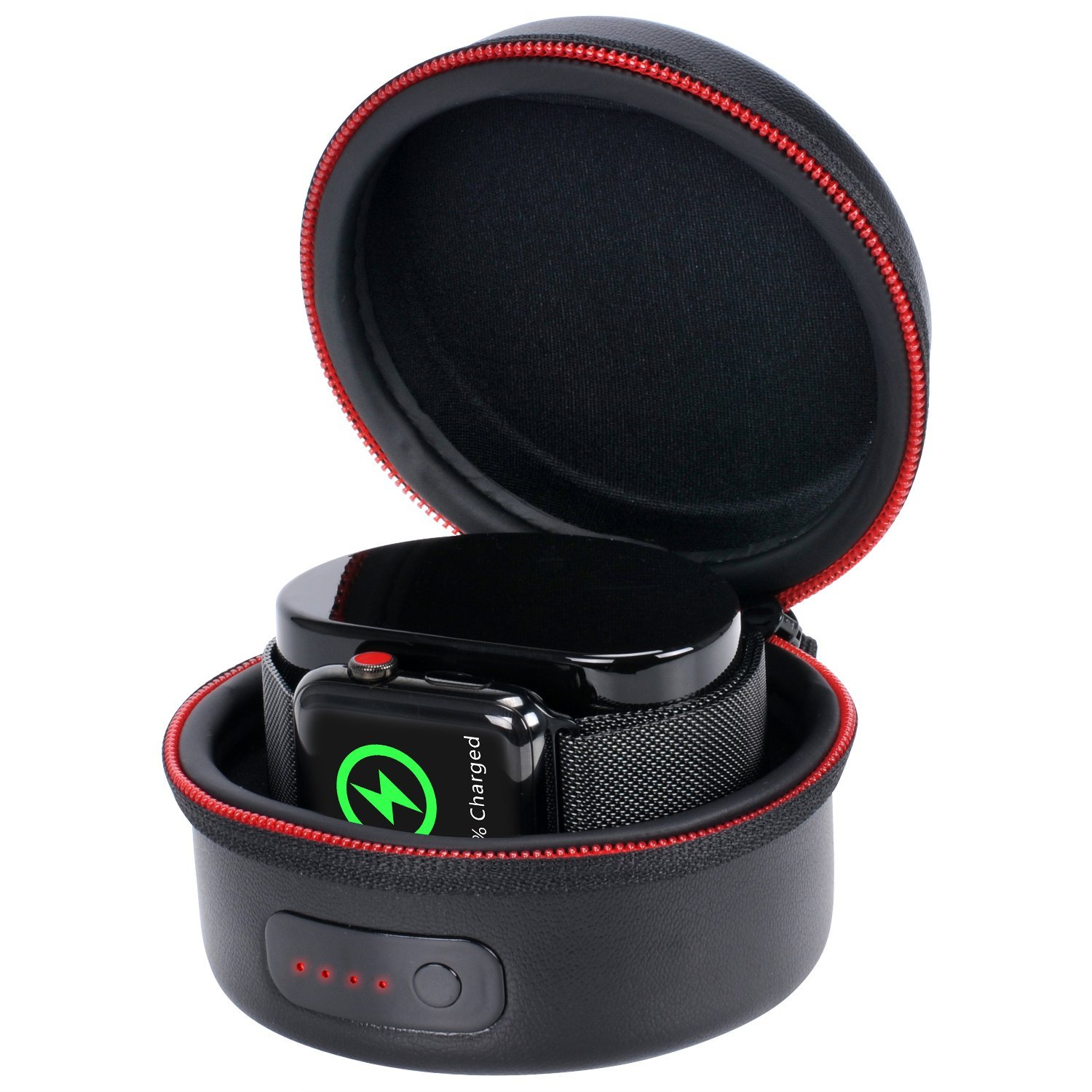 Smatree Charging Case For Apple Watch Open