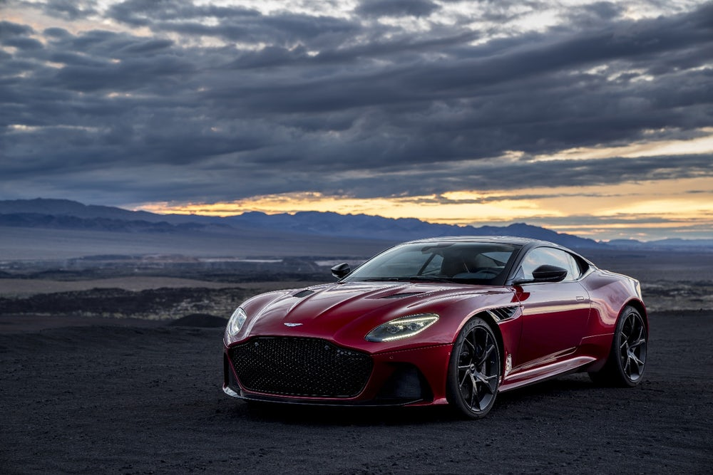 Aston Martin DBS Superleggera 2