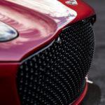 Aston Martin DBS Superleggera Grill