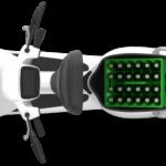 Bolt Mobility AppScooter Beer Storage