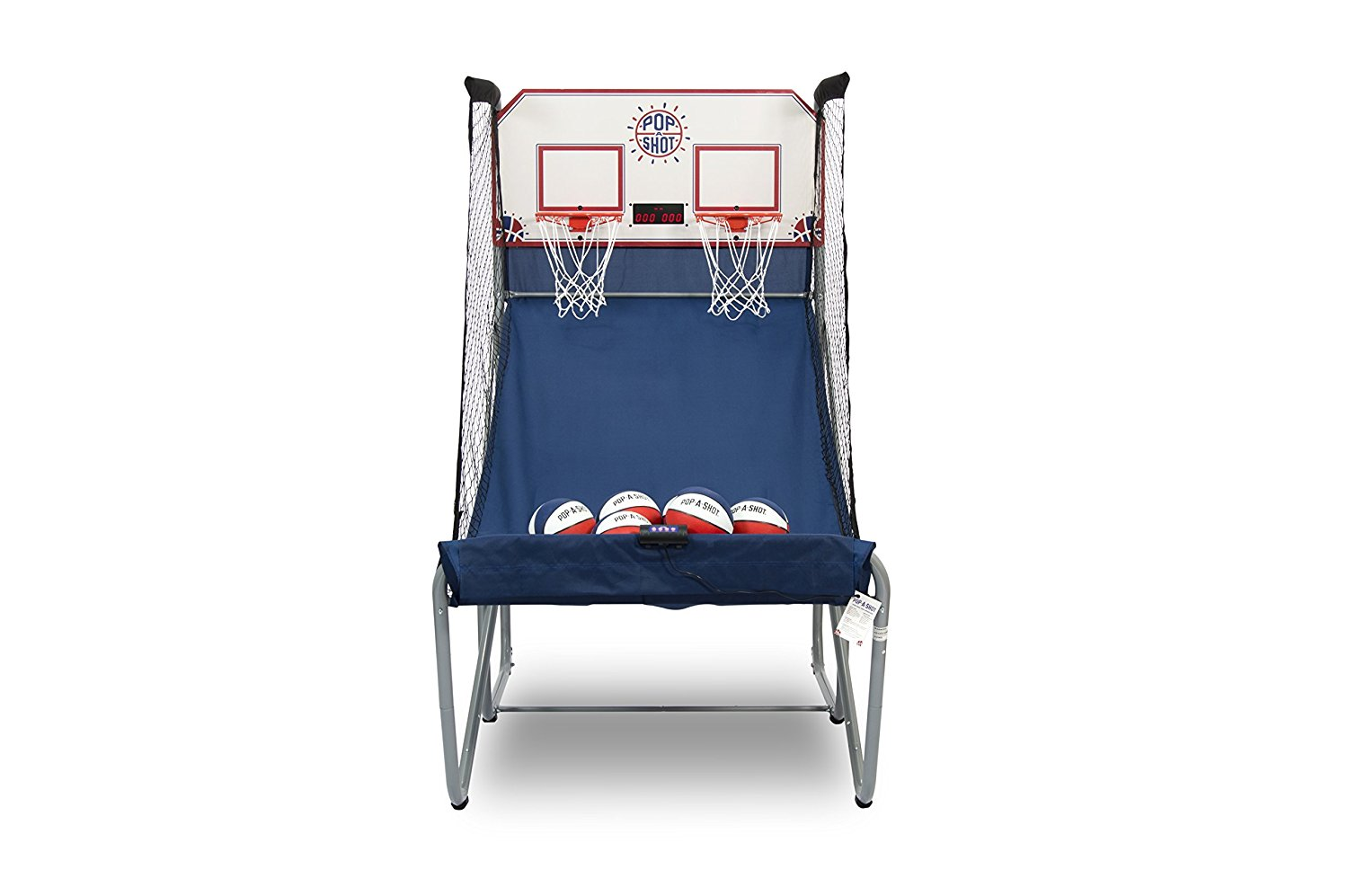 Pop-A-Shot Dual Basketball Arcade Game 2