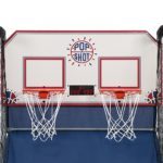 Pop-A-Shot Dual Basketball Arcade Game 3