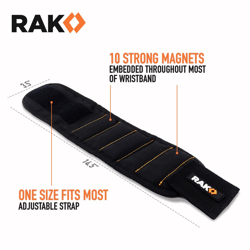 RAK Magnetic Wristband 3