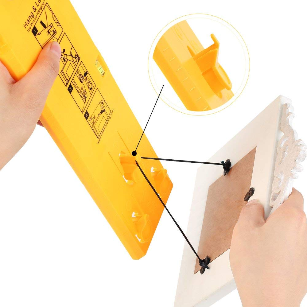 Easy Hanger Picture Frame Hanging Tool Hook