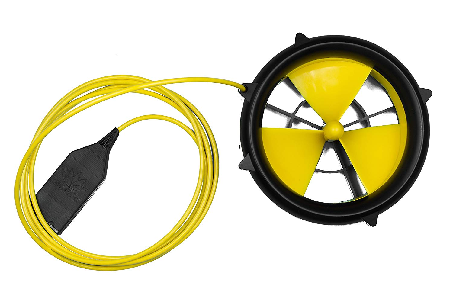 Waterlily Turbine Is A Portable Water And Wind Usb Charger