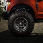 DEFCO BA350 Super Giant Ford Raptor Fender