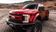 DEFCO BA350 Super Giant Ford Raptor Front1