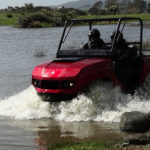 Gibbs Terraquad Amphibious UTV 8