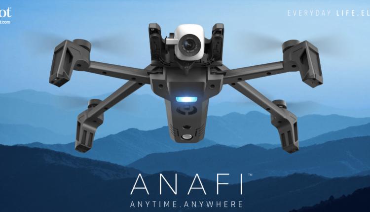 Parrot Anafi Drone | GadgetKing.com