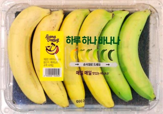 varying-ripeness-banana-a-day
