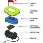 Blu3 Nemo Dive System Parts