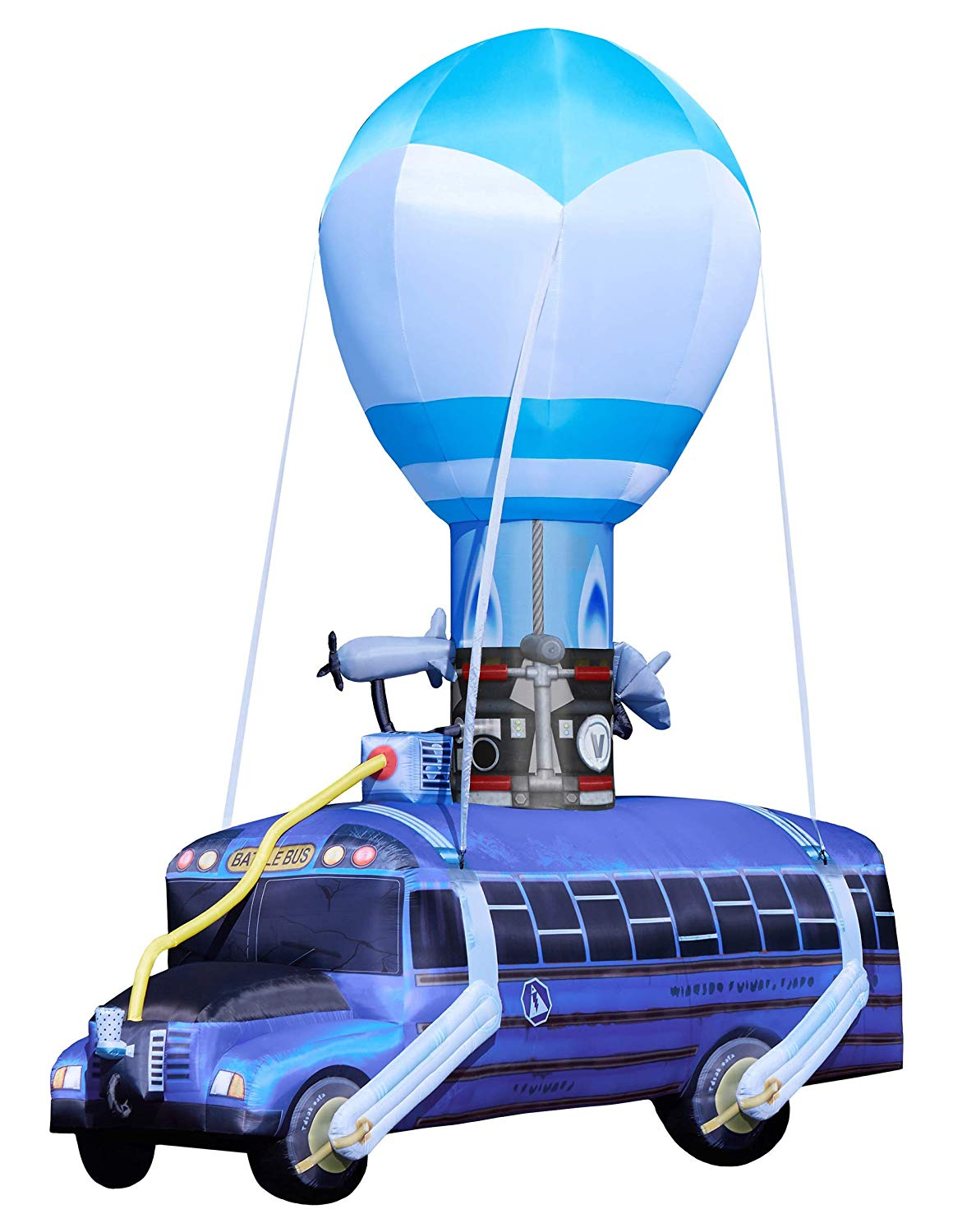 Giant Inflatable Fortnite Battle Bus 1