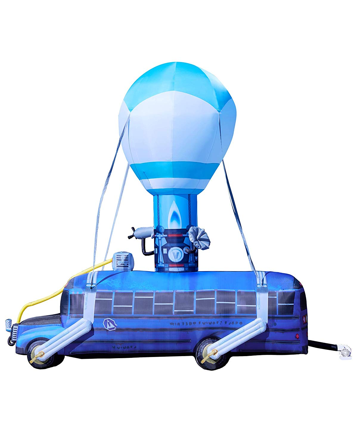 Giant Inflatable Fortnite Battle Bus 2