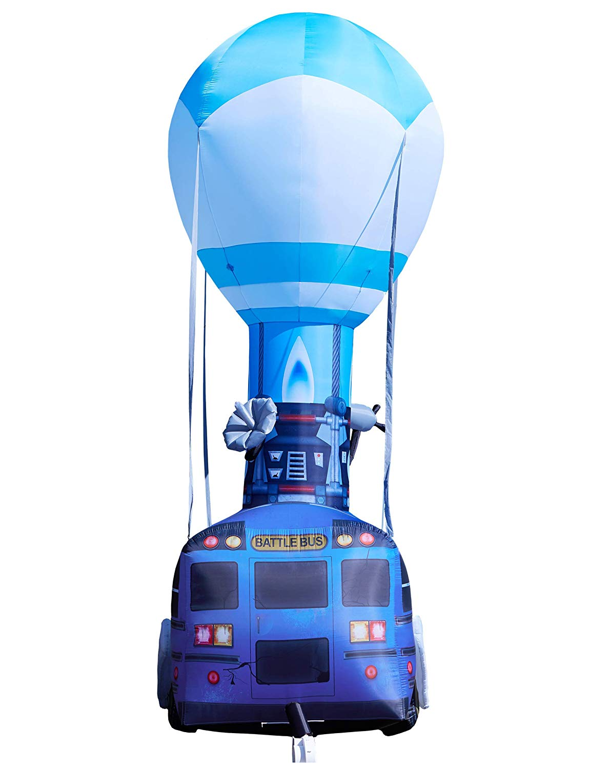 Giant Inflatable Fortnite Battle Bus 4