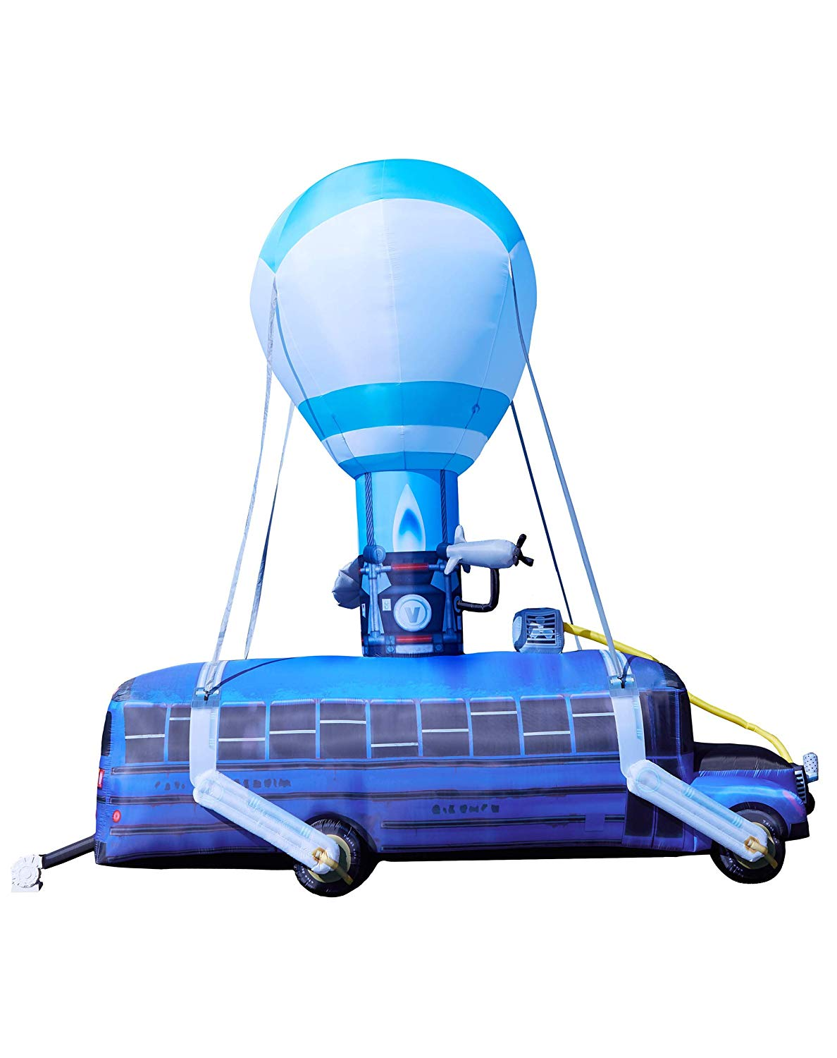 Giant Inflatable Fortnite Battle Bus 5