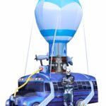 Giant Inflatable Fortnite Battle Bus 6