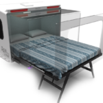 Hitch Hotel Bed