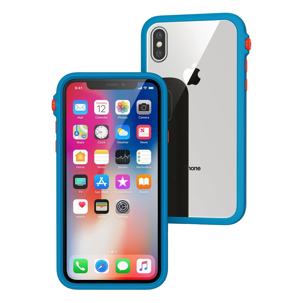 Catalyst Impact Protection Case iPhone X XS XS Max XR Review Blueridge