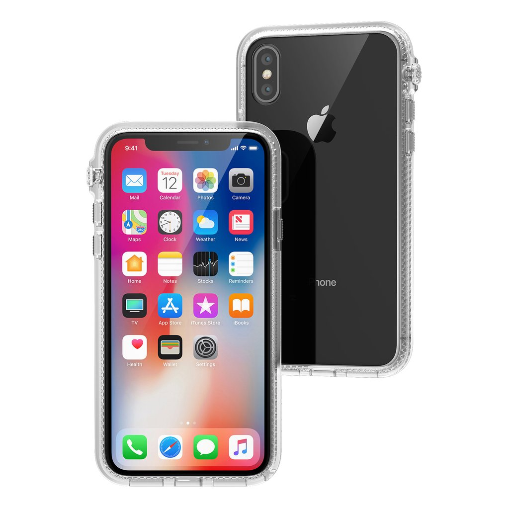 Catalyst Impact Protection Case iPhone X XS XS Max XR Review Clear