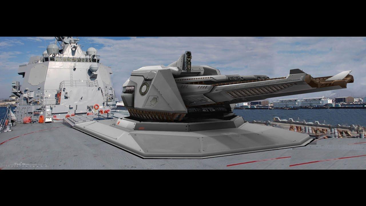 US_Navy_Electromagnetic_Railgun
