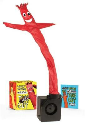 Wacky Waving Inflatable Tube Guy for Desktop