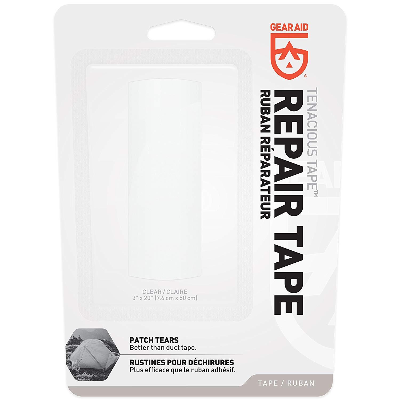Tenacious Tape Repair