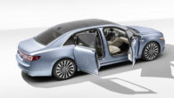 2019 Lincoln Continental Coach Door Edition Suicide Doors