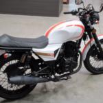 CSC SG250 San Gabriel Motorcycle Exhaust