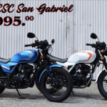 CSC SG250 San Gabriel Motorcycle Under 2k