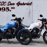 CSC SG250 San Gabriel Motorcycle Under 2k