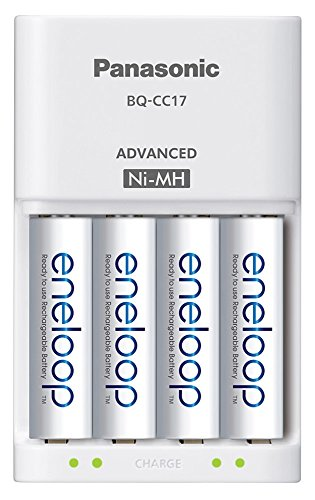 Eneloop AA Battery And Charger