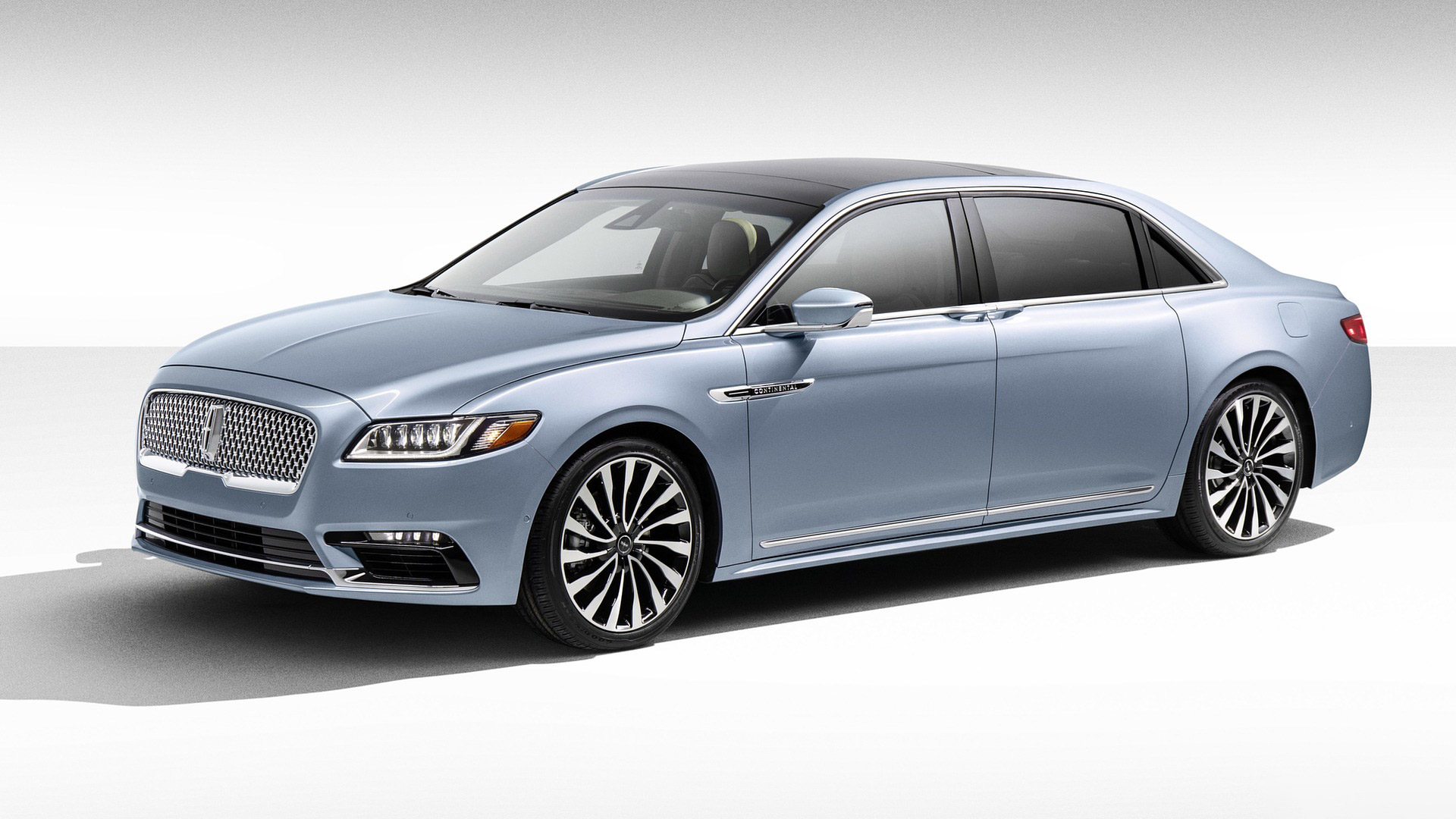 Limited Lincoln Continental 80th Anniversary
