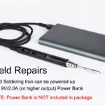 TS80 USBC Portable Soldering Iron Battery Powered